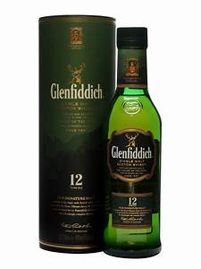 Glenfiddich 12 Year Old / Half bottle : Buy Online - The ...