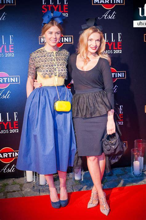 ukraines  dressed  elle style awards