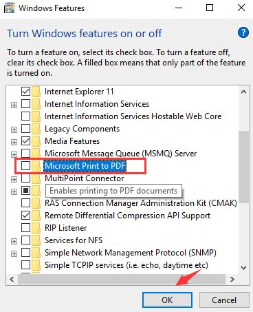 Top 6 Solutions to Fix Microsoft Print to PDF Not Working