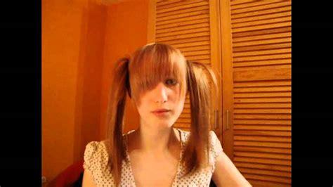 animelolita hair tutorial youtube