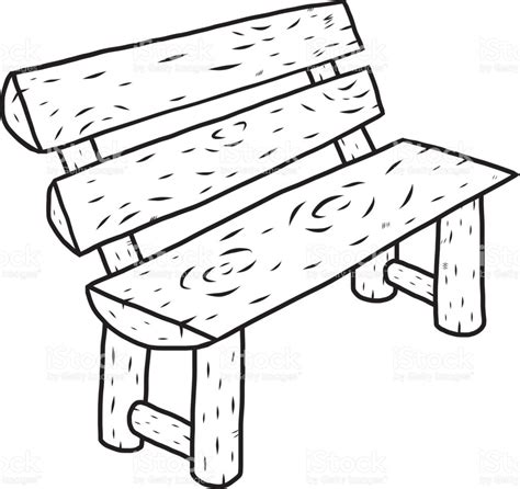 Black White Bench by Table Black And White Pencil And In Color