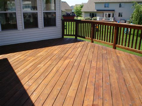 High Quality Deck Stain