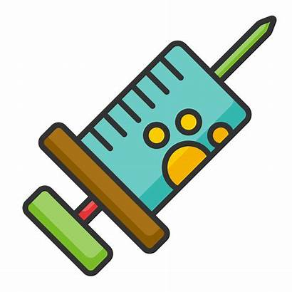 Vaccination Clipart Vaccinations Vaccine Injection Cartoon Icon