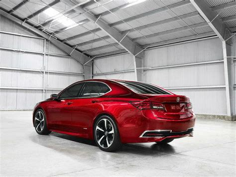 Acura Tl Types Specs by 2015 Acura Tl Type S Specs