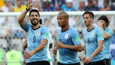 WM 2018: Uruguay steht nach Sieg über Saudi-Arabien im ...