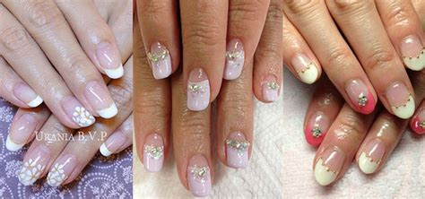 20 + French Gel Nail Art Designs, Ideas, Trends & Stickers