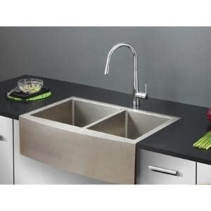 foret sink bff3kitwh apron front sink