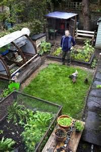 Fruit and Vegetable Urban Garden
