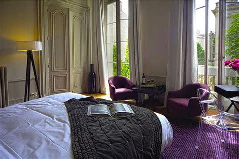 chambre hotel bordeaux l 39 hotel particulier bordeaux b b reviews