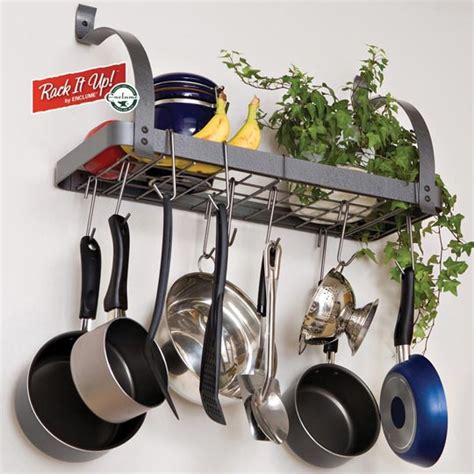 small kitchen pots and pans storage 10 best rack to organize pots and pans eatwell101 9344