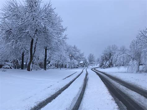January 11 12 2019 Winter Storm