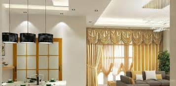 Curtain Valances Living Room Picture