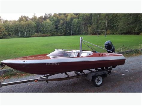 Boats For Sale Comox Valley by 16ft Cobra Sidewinder Ski Boat Outside Comox Valley Comox