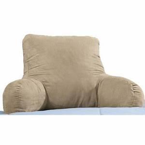 walterdrake backrest pillow walmartcom With best backrest pillow for bed