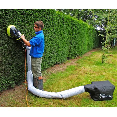garden groom pro hedge trimmer cutter