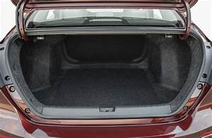 2019 Honda Insight Passenger And Cargo Space Offer Options