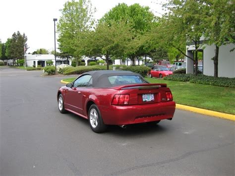 best ford mustang v6 2003 ford mustang deluxe convertible power top v6 automatic