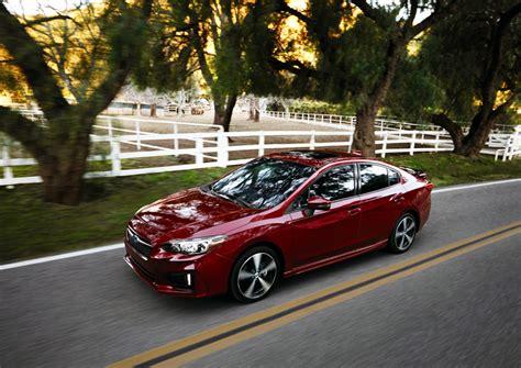 Subaru New Models by Subaru Announces Pricing On All New 2017 Impreza Models