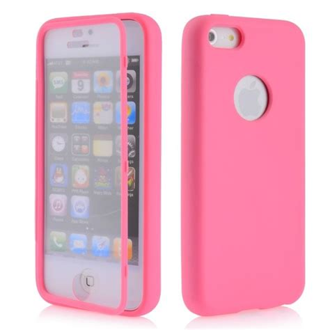 iphone 5c clear clear flip cover for iphone 5c