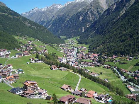 Panoramio - Photo of Solden Austria