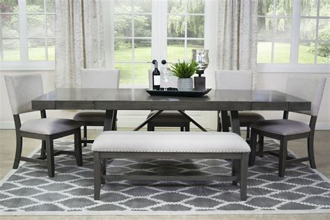 mor furniture    nebraska dining room mor furniture     dining table