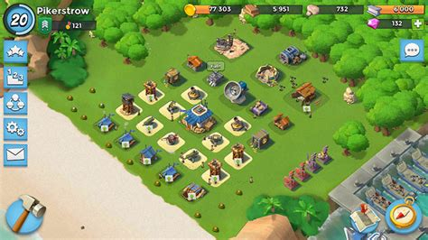 foto de Best defense base layout HQ 9 10 11 12 Boom Beach All