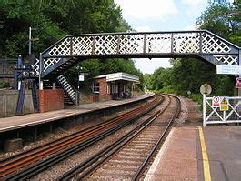 wadhurst railway station wikipedia
