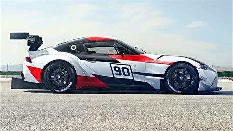 2018 Toyota Supra (gr Concept)