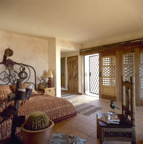 Southwestern Bedroom Photos, Design, Ideas, Remodel, And
