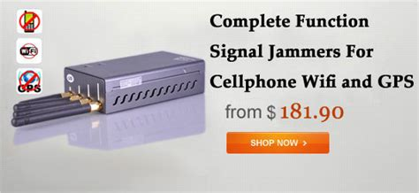 portable cell phone jammer   sale
