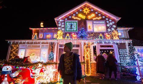 lights britain s most festive lit up