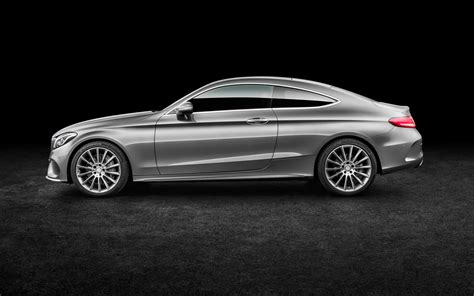 2018 Mercedes Benz C Class Coupe Selenit Grey Studio