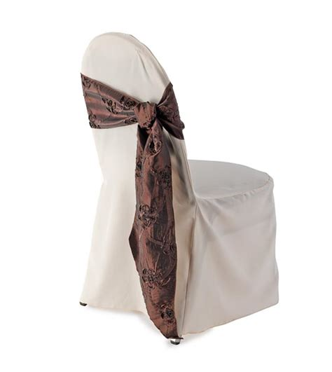 ivory fitted chair cover wedding banquet event rental
