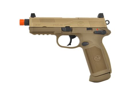 Fn Herstal Fnx-45 Tactical Gas Blowback