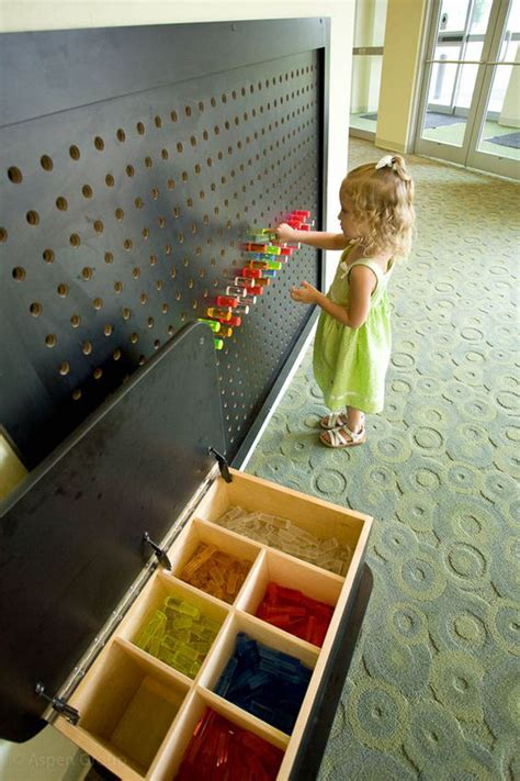 interactive wall ideas  kid spaces homemydesign
