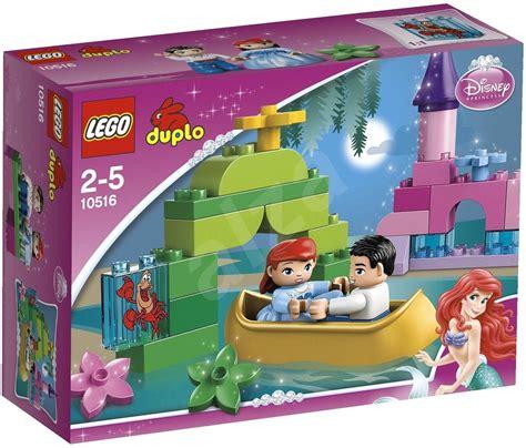 Lego Ariel Boat by Lego Duplo 10516 Ariel S Magical Boat Ride Building Kit