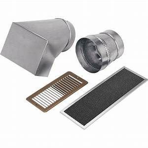 broan non ducted kit for pm390 flush fit power pack 357ndk With non ducted bathroom fan
