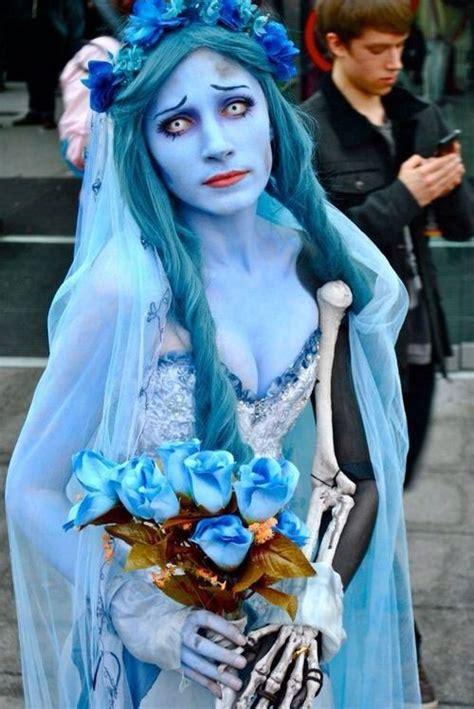 halloween corpse bride creative looks source modern
