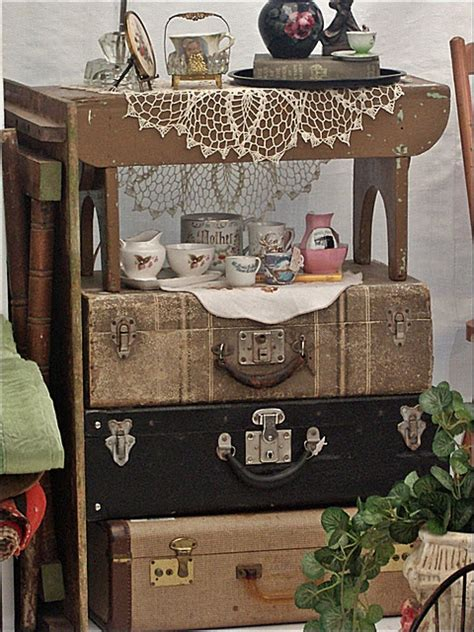 Decorating Ideas Using Suitcases by 151 Best Trunks Luggage Locks Knobs Etc