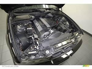 2002 Bmw 5 Series 525i Sedan 2 5l Dohc 24v Inline 6
