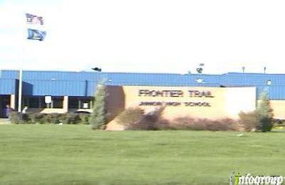frontier trail middle school    st olathe ks