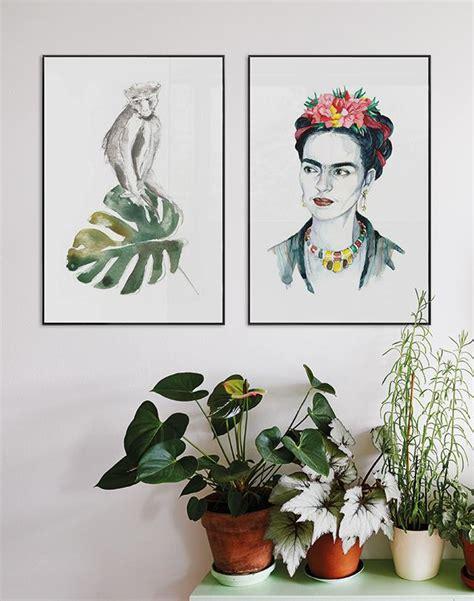 Frida Kahlo Selbstbildnis Mit Dornenhalsband by Frida Kahlo Selbstbildnis Mit Dornenhalsband Wohn Design