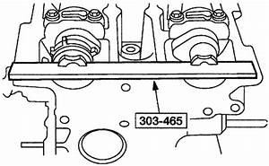 2001 Mazda Tribute Timing Chain Repair Manual
