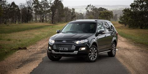 ford territory titanium diesel review  farewell