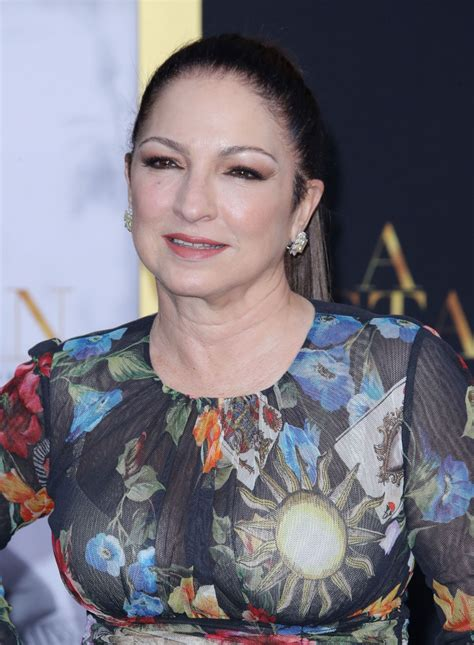 Gloria Estefan At 'A Star is Born' film premiere, Los ...