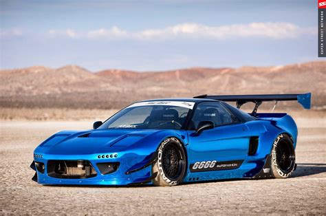1997 Black Acura Nsx Wallpaper by 1992 Acura Nsx Rocket Bunny Cars Coupe Modified Blue