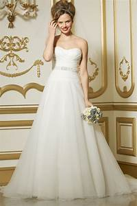 Get Intrigued With A Line Wedding Dresses Ohh My My