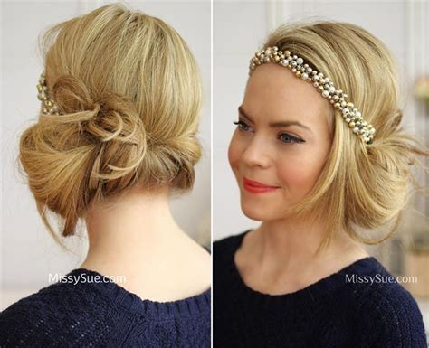 1920 Hairstyles Tutorial by 6 Gorgeous Diy Vintage Hairstyles Hairstyles Vintage