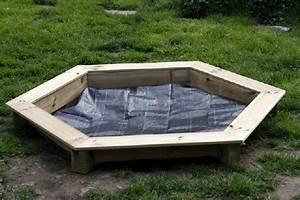 Bac à Sable Bois : photo bac sable ~ Premium-room.com Idées de Décoration