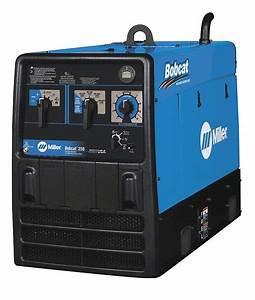 Miller Electric Engine Driven Welder  Bobcat 250 Series